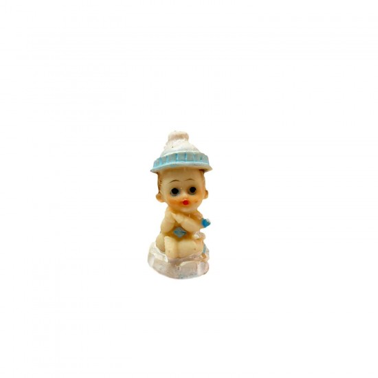 Bebek Şekeri Biblosu  Oturan Şapkalı 20 Adet