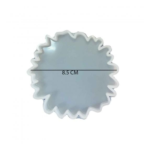 Epoksi Silikon Kalıp Magnet Güneş 8.8 CM   9092