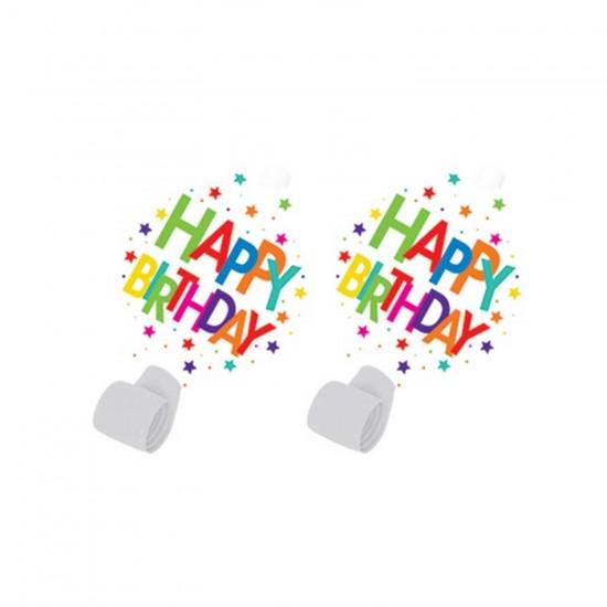 Happy Birthday Kaynana Dili Superstar Temalı  (6 Adet)