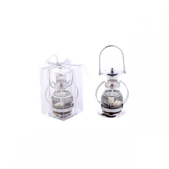 Gemici Feneri Jel Mumluk Gümüş (5 Adet)