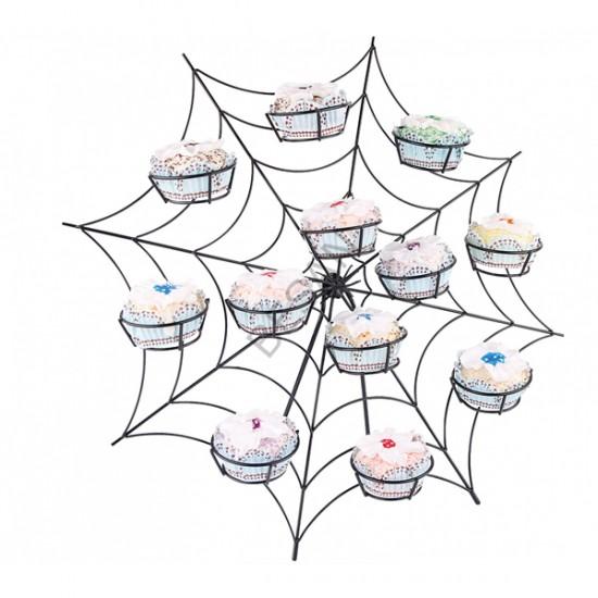Metal Cupcake Standı 12Li Kek Standı