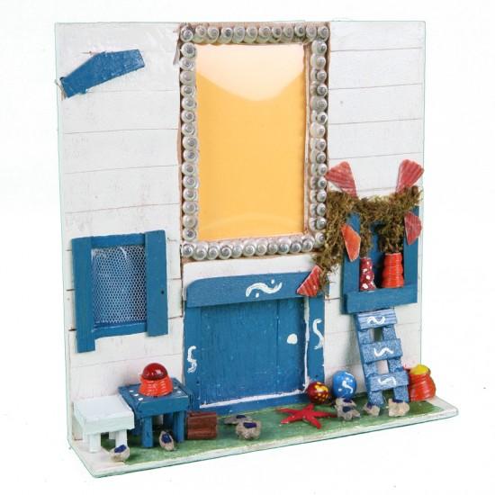 Resim Çerçevesi-Beyaz Ev Dizayn