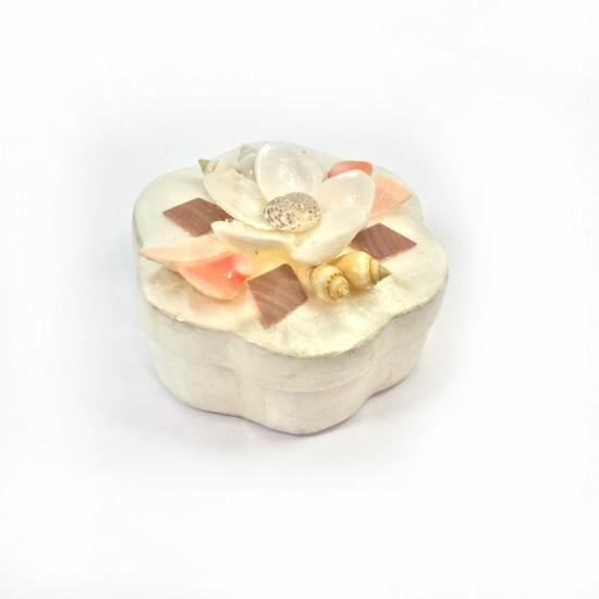 Capız Kutu Küçük Çiçek