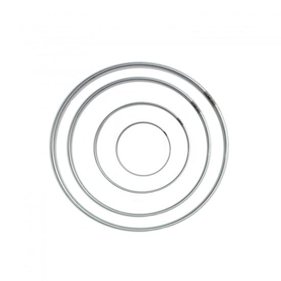 Metal Makrome Çemberi Makrome Halkası