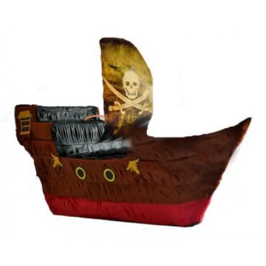 Pinyata Temalı Korsan Gemi