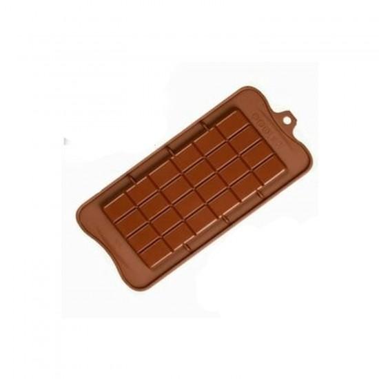 Tablet Silikon Çikolata Kalıbı Mini 10.5X21 CM BT2373