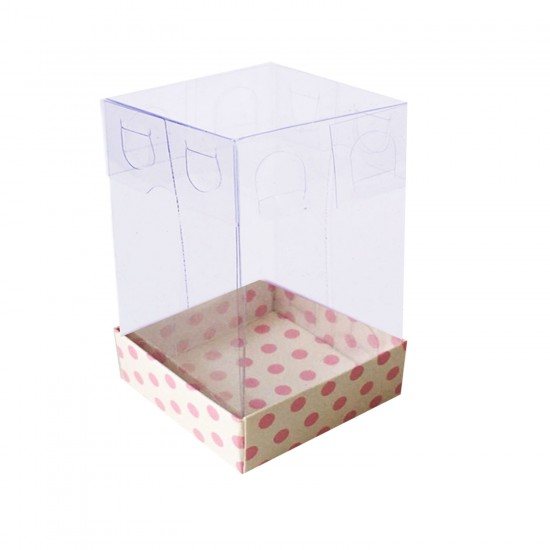 Asetat Kutu Altı Karton 5X5X8 CM (50 Adet)
