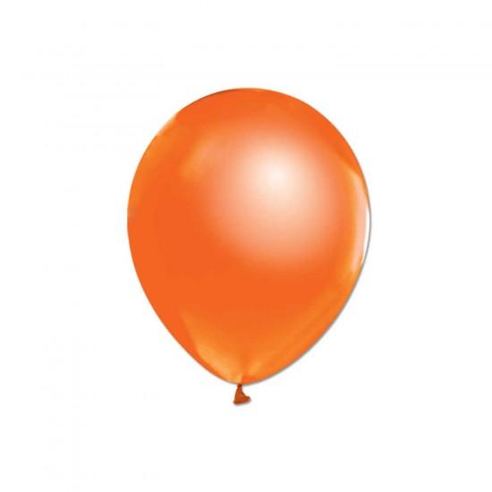 Metalik  Balon 12 İnç Baskısız (100 Adet)