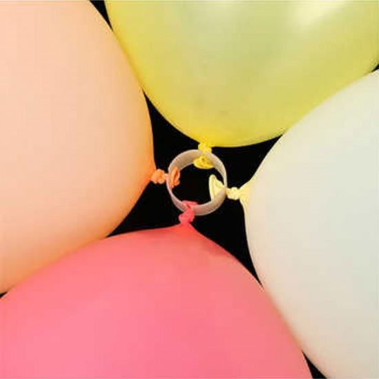 Balon Standına Çiçek Yapma Balon Birleştirme Aparatı (6 Adet)