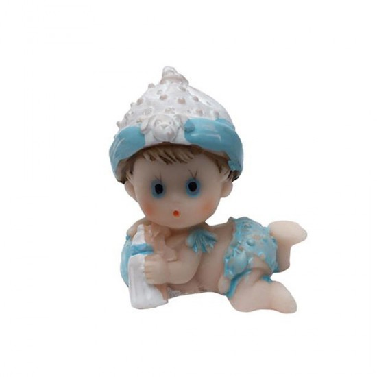 Bebek Şekeri Biblosu Yastıkla Biberonlu Ve Toplu (20 Adet)