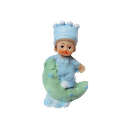 Bebek Şekeri Biblosu Ay Dede Üstünde (20 Adet)
