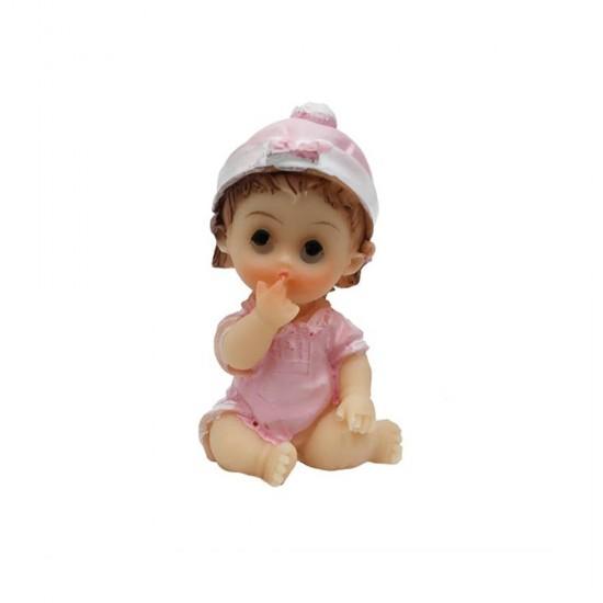 Bebek Şekeri Biblosu Bebek Civcivli Ve Şapkalı (20 Adet)