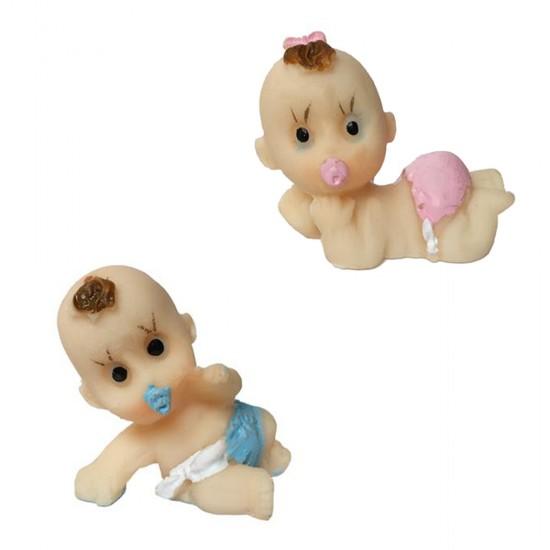 Bebek Şekeri Biblosu Bebek Emzikli Küçük (50 Adet)