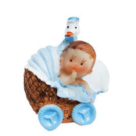 Bebek Şekeri Biblosu Pusetli Ve Leylekli (10 Adet)