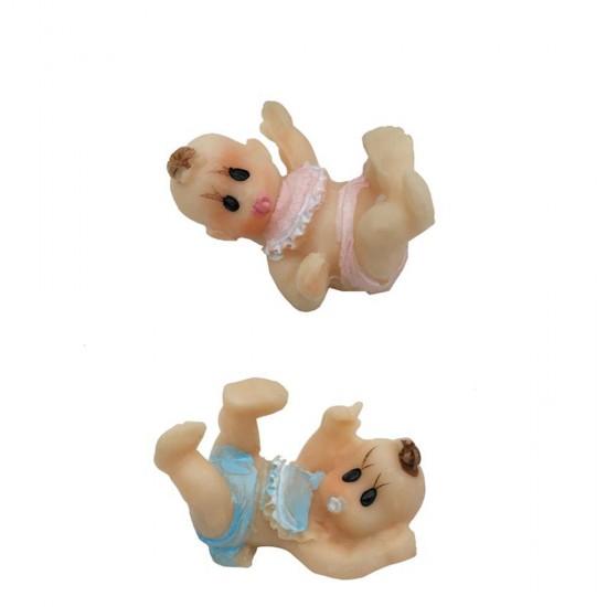 Bebek Şekeri Biblosu Sırt Üstü Yatan Emzikli (50 Adet)