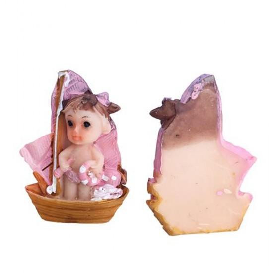 Bebek Şekeri Biblosu Bebek Teknede  (50 Adet)