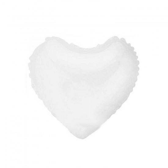 Bobo Balon Şeffaf Kalp Modeli Çok Amaçlı 12 İnc 30 CM