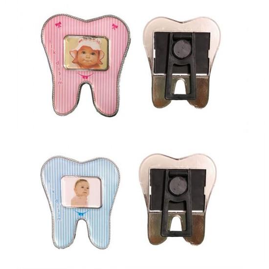Çerçeve Diş Modeli Magnetli (Diş Buğdayı) (24 Adet)