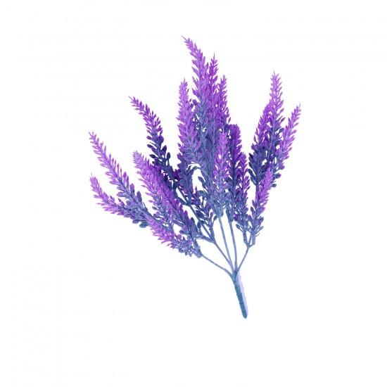 Çiçek Gelin El Buketi Lavanta Çiçeği