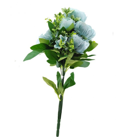 Çiçek Gelin El Buketi Şakayık Modeli Büyük Boy