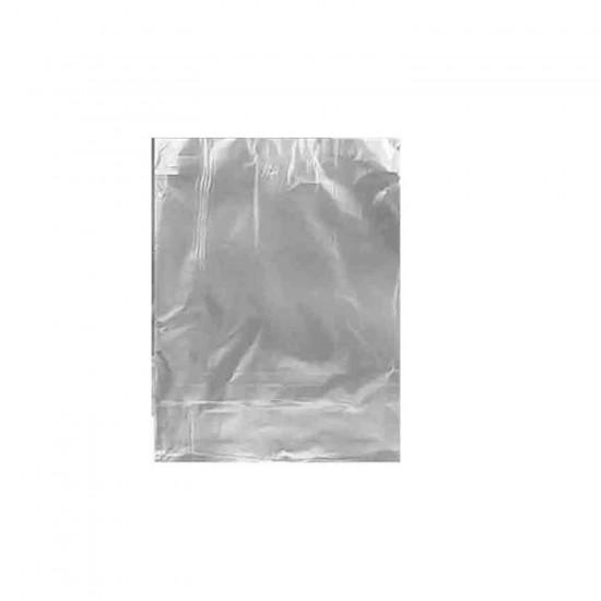 Hediye Paketi İçin Metalize Yapışkanlı Poşet 40X60 CM (25 Adet)