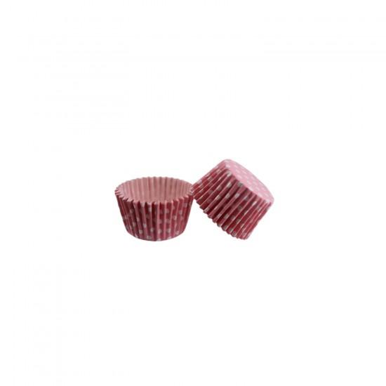 Kek Kalıbı Pet Kapsül 52X45 MM Kağıt Cupcake Kağıdı (100 Adet)
