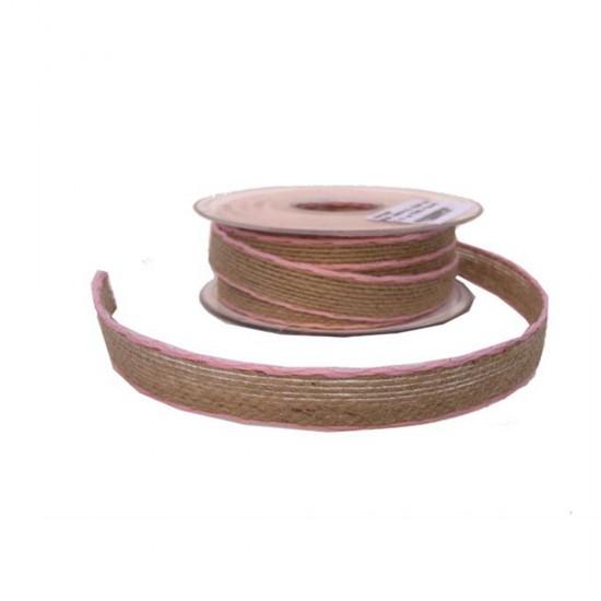 Kanaviçe Kurdele Kenarı Şeritli 4 Mm Renkli (10 Metre)