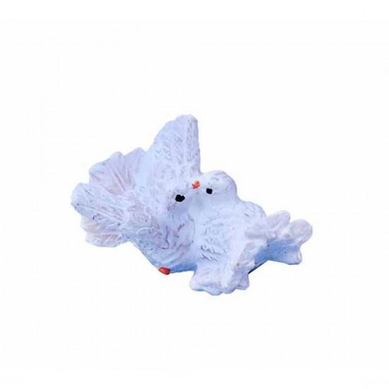 Kuş Çiftli Polyester (50 Adet)