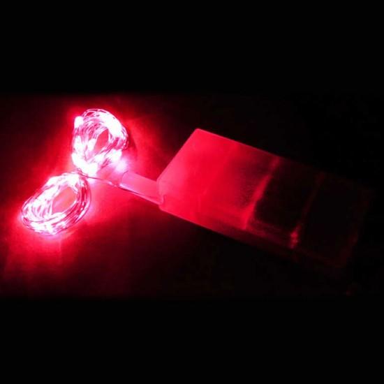 Led Işık Pilli 3 Fonksyonlu Balon Ve Dekorasyon İçin 3 Metre