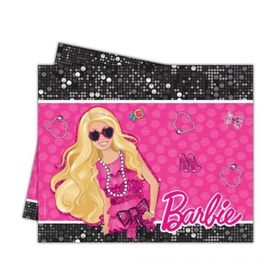Barbie Klasik Temalı Masa Örtüsü 120X180 Cm