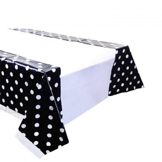 Masa Örtüsü Puantiyeli 108X180Cm