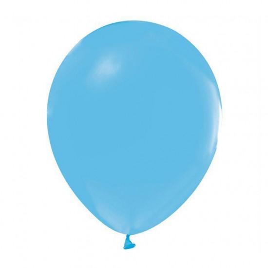 Balon Düz Renkli 12 İNÇ Baskısız  (20 Adet)