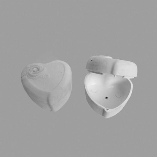 Kutu Kalpli Taşlı Flok Kaplama (10 Adet)