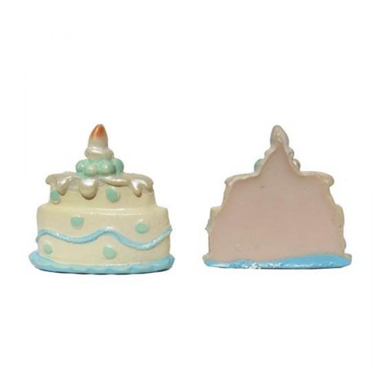 Bebek Şekeri Pasta Polyester Magnet Modeli (50 Adet)