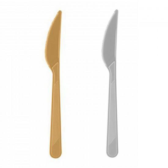 Bıçak Plastik (25 Adet)