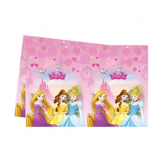 Prensesler Temalı  Masa Örtüsü 120X180 CM