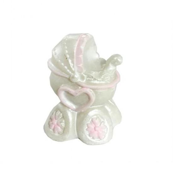 Bebek Şekeri Biblosu Puset Polyester (50 Adet)