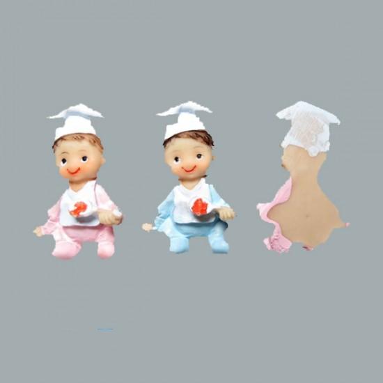 Bebek Şekeri Biblosu Mama Yiyor (50 Adet)