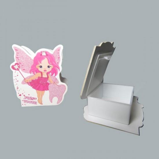 Kutu Diş Perisi Plastik (12 Adet)