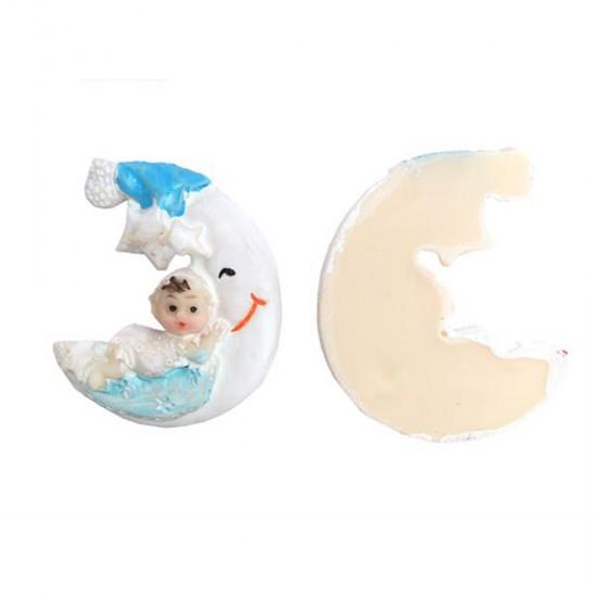 Bebek Şekeri Biblosu Bebek Ay Dedeli (20 Adet)