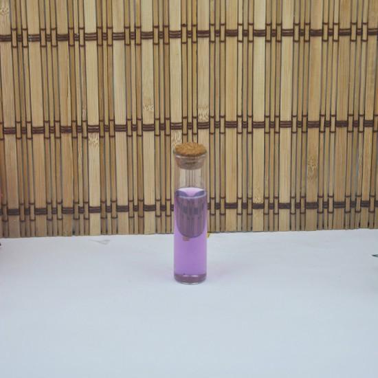 Şişe Cam Mantar Tıpalı Deney Tüpü Modeli 25 Cc (25 Adet)