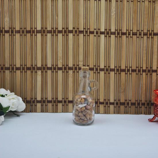 Şişe Cam Mantar Tıpalı İbrik Modeli 35 Cc (10 Adet)
