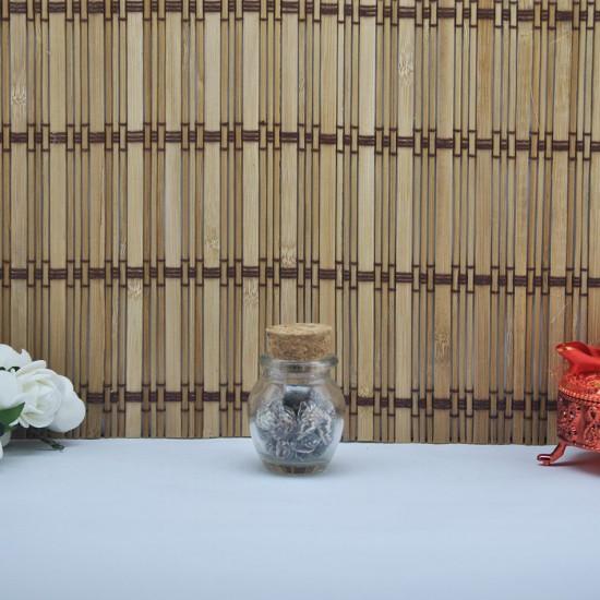 Şişe Cam Mantar Tıpalı Alyans Modeli 30 Cc (50 Adet)