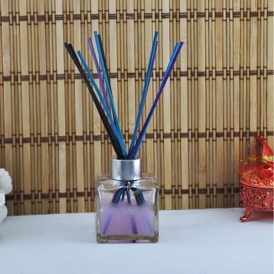 Bambu Rattan Koku Çubuk Renkli (Bambu Çubuk) 20 Cm (50 Adet)