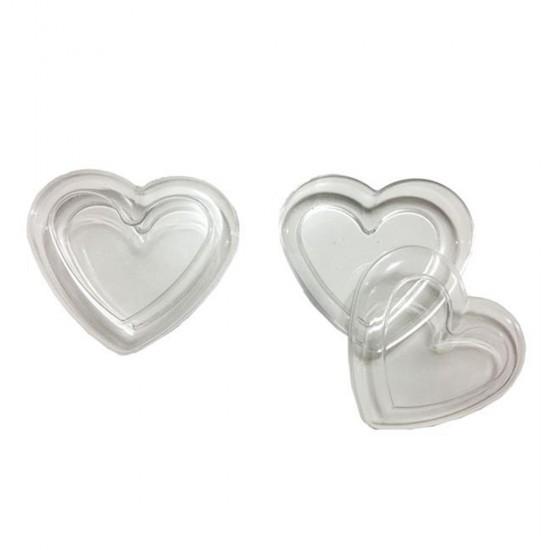 Tesbih Kutusu Plastik Kalpli (12 Adet)
