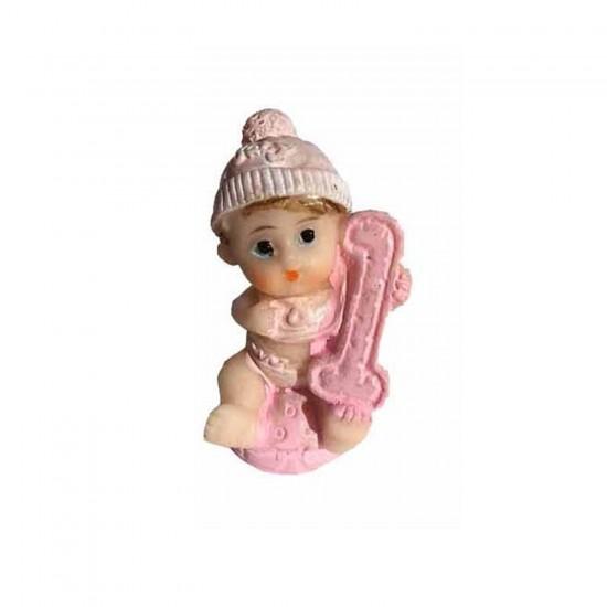 Bebek Şekeri Biblosu Bir Yaş Bebek Minik (20 Adet)