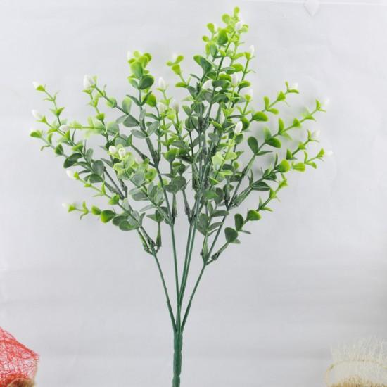Yapay Çiçek Demeti Çiçekli Model 5 Renkli