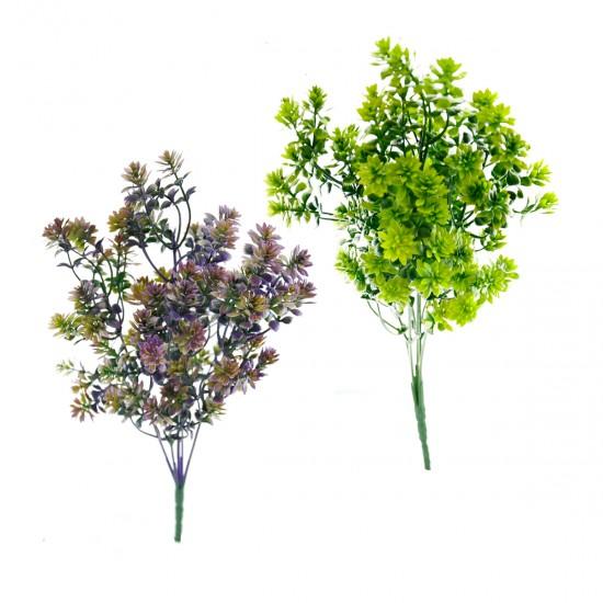 Yapay Çiçek Demeti Bitki Modeli 4