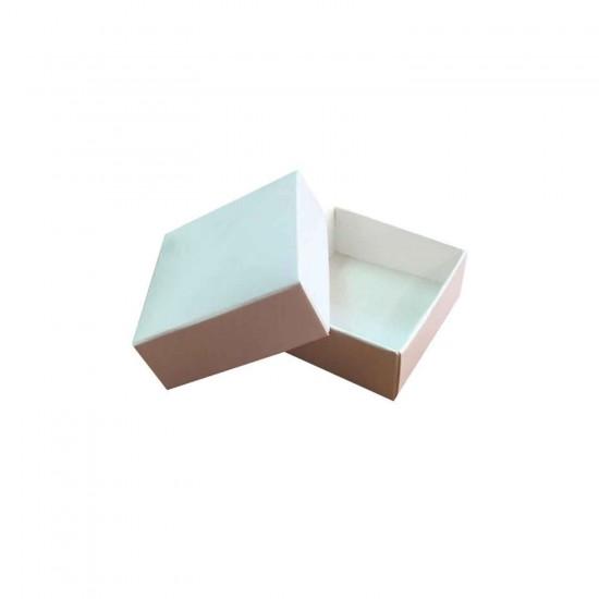 Komple Karton Kutu 5X5X2.2 CM (50 Adet)