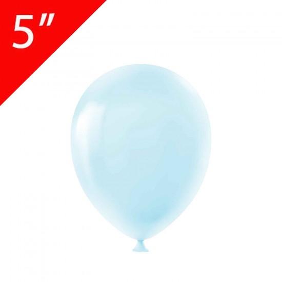 Makaron  Balon 5 İNÇ (25 Adet)
